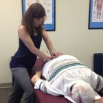 Pool Physical Therapy can Stop Back Pain caused from Slumping Forward in Sarasota, FL
