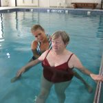 Personal Trainers use Physical Therapy Classes and Aquatic Classes to Eliminate Back and Sciatic Pain